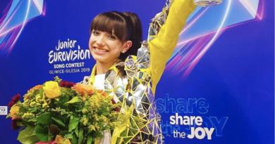 Вики Габор победительница Детского Евровидения