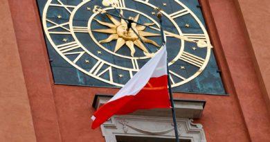2 мая Польша празднует День флага