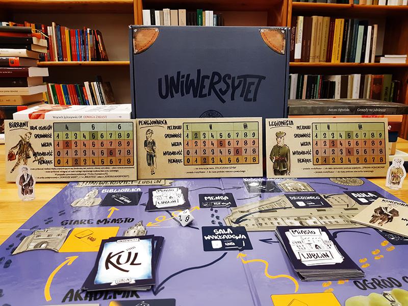 Карточная игра Университет