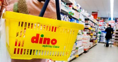 Магазины Dino в Польше будут открыты в воскресенье также как магазины Żabka?