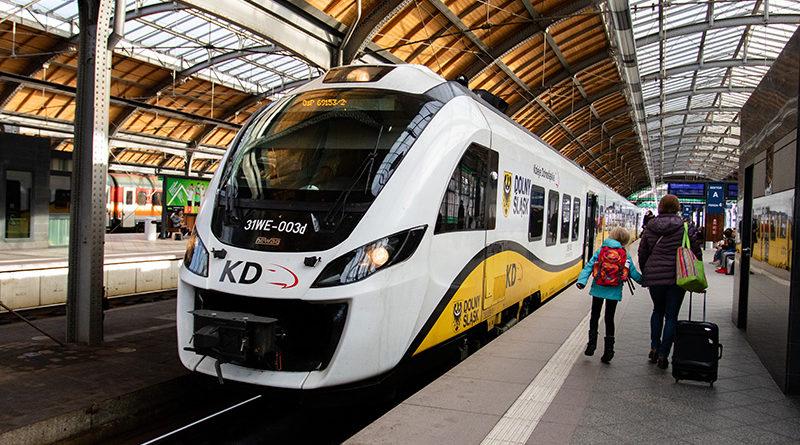 Благодаря программе Железная Дорога Плюс в Польше появятся новые станции